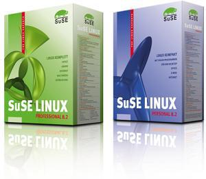 Suse linux ist gleichzeitig eine große sammlung von programmen die